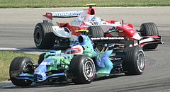 Barrichello + Trulli 2007 USA.jpg