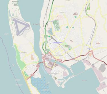 Barrow-in-Furness Map