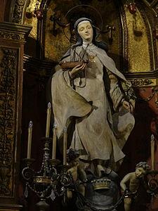 Basílica de la Mercè 11 Maria de Cervelló.JPG
