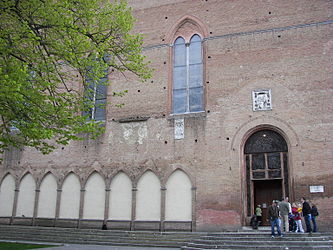 Basilica of San Domenico entrance.jpg