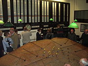 Battle of Britain operations room