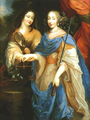 Beaubrun, Charles - Allegorical portrait of Anne of Austria as Justice.png