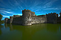 Beaumaris Castle (HDR) (8074250424).jpg
