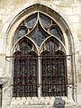 Beauvais (60), église Notre-Dame de Marissel, bas-côté sud, fenêtre de la 3e travée.jpg