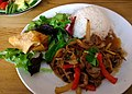 Beef with fresh ginger (11824373344).jpg