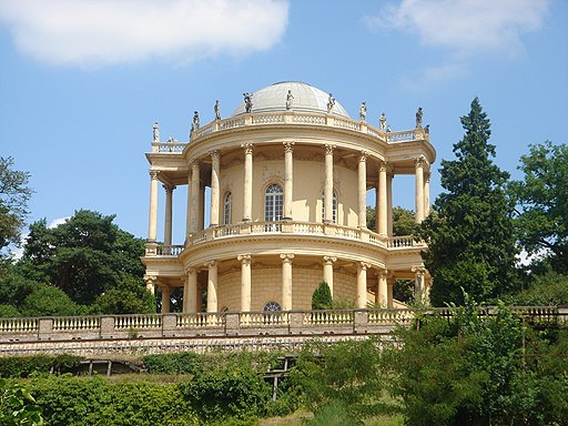 Belvedere auf dem Klausberg im Park Sanssouci,  Potsdam
