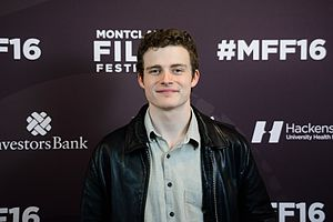 Ben Rosenfield - Rosenfield at the Montclair Film Festival in May 2016