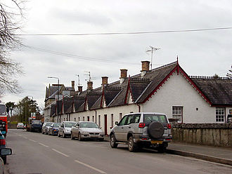 Benburb - Benburb's Main Street