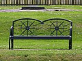 Bench near Kingsland, Bangor - geograph.org.uk - 790463.jpg