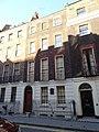 Benjamin Franklin - 36 Craven Street Charing Cross London WC2N 5NF.jpg