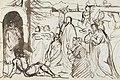 Benjamin Robert Haydon - Study of the Resurrection of Lazarus - B1977.14.2637 - Yale Center for British Art.jpg