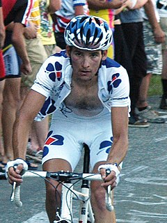 Benoît Vaugrenard Road racing cyclist