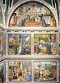 Benozzo Gozzoli - View of the right-hand wall of the chapel - WGA10314.jpg