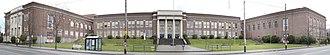 Benson Polytechnic High School - The front of Benson High School