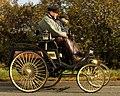 Benz 1898 3.5 HP Dogcart on London to Brighton VCR 2010.jpg