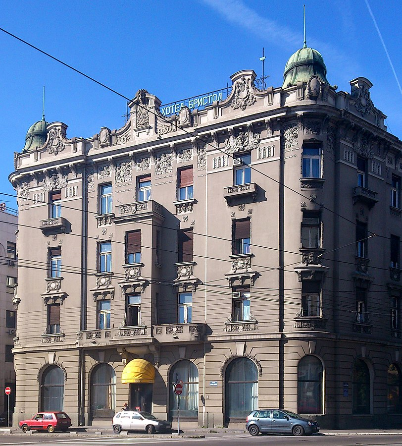 Hotel Bristol, Belgrade