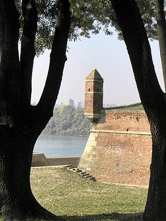 Belgrade Fortress - Image: Beogradska tvrdjava 1