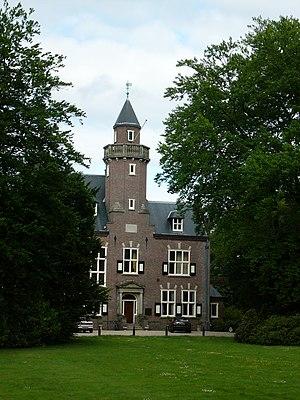 """Berg en Dal (village) - Villa """"De Wychert"""" in Berg en Dal"""