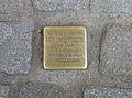 Bergstraße 14, Celle, Stolperstein Heinrich Eggers, Jahrgang 1896, im Widerstand erschossen am 11. April 1945 auf der Straße.jpg
