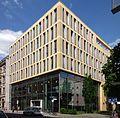 Berlin, Kreuzberg, Friedrichstrasse 16, Buerohaus Aerztekammer Berlin.jpg