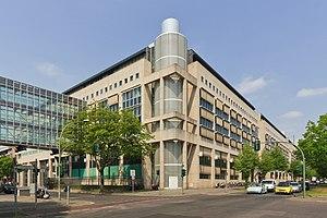 Landeskriminalamt - The LKA building in Berlin