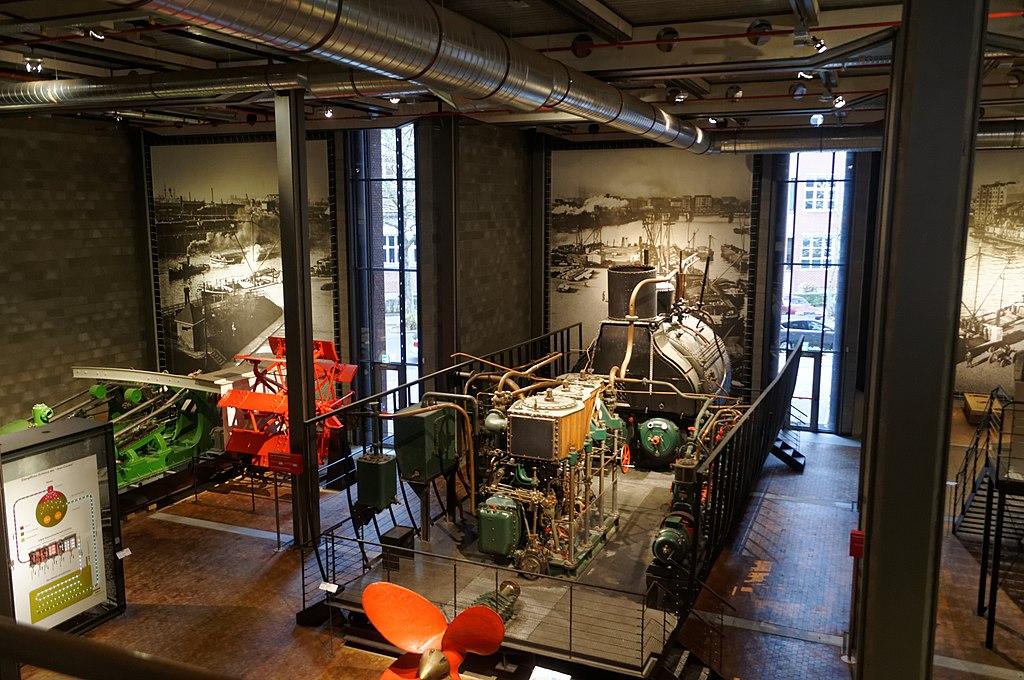 > Musée des techniques de Berlin - © Foto: Ra Boe / Wikipedia / Lizenz: Creative Commons CC-by-sa-3.0 de