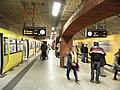 Berlin - U-Bahnhof Mehringdamm - Linien U6 und U7 - Bauzustand 12 2011 (6461842223).jpg