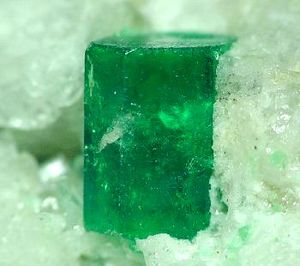 Muisca - Emerald from Muzo