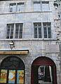 Besançon - hôtel Saint-Paul - entrée.JPG