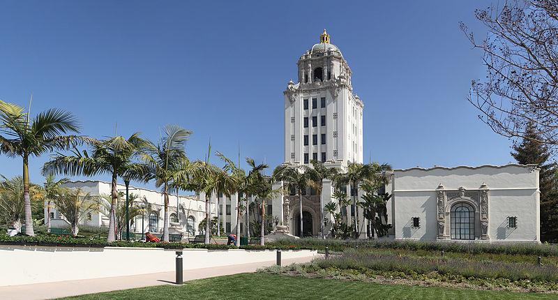 File:Beverly Hills City Hall, LA, CA, jjron 21.03.2012.jpg
