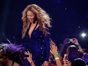 "Love On Top - Beyoncé performing ""Love On Top"" during The Mrs. Carter Show World Tour in 2013."