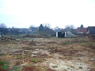 Bezdan - In the near future, there will be an Orthodox church in this place