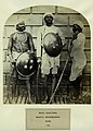 "Bhali Sooltans, mostly Mahomedans, Oude,"" a photo from 'The People of India', published from 1868 to the early 1870's by WH Allen, for the India Office.jpg"