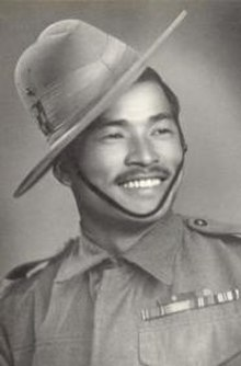 Slouch hat - Bhanbhagta Gurung VC of the 3rd battalion f95078506e36