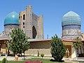 Bibi-Khanym Mosque in Samarkand, Uzbekistan (6134515470).jpg