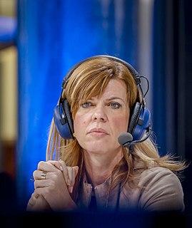 Biljana Borzan Croatian physician and politician