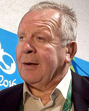 Bill Beaumont - Image: Bill Beaumont 2016