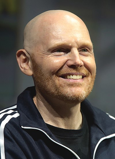 Picture of an author: Bill Burr