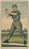 Billy O'Brien, Washington Statesmen, baseball card portrait LCCN2007680787.jpg