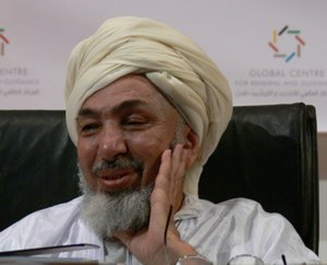Abdallah Bin Bayyah - Image: Bin Bayyah