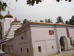Biraja Temple - Another view of the temple