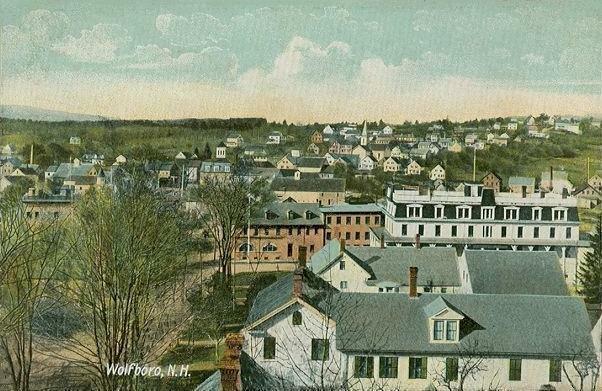 Bird's-eye View, Wolfeboro, NH