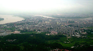 Guiping County-level city in Guangxi, Peoples Republic of China