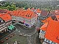 Blick auf den Marktplatz. Bad Gandersneim - panoramio.jpg