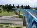 Blue Bridge, Cumbernauld - geograph.org.uk - 221765.jpg