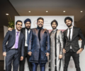 Bobby Friction presenting the Asian Professional Awards 2014 at the Emirates Stadium.png