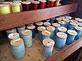 Bobines de laine teinte - Manufacture de la Savonnerie - Mobilier National.jpg
