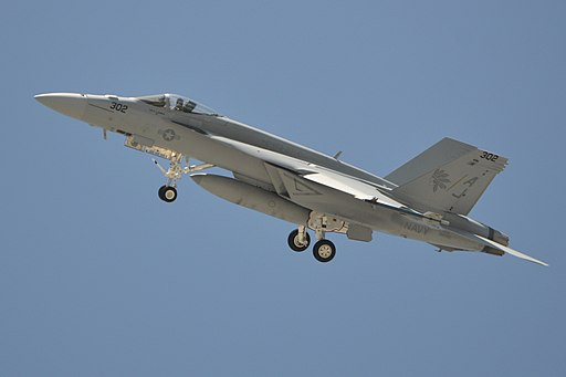 Boeing F-A-18E Super Hornet '168912 - AJ-302' (23522156644)