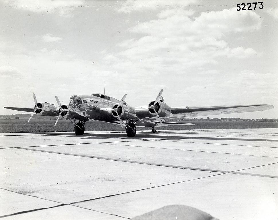 Boeing Model 299 b299-2a