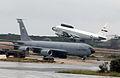 """Boeing NKC-135 """"Big Crow"""" and KC-135R.JPEG"""